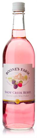 Boones Farm Snow Creek Berry